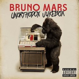 BRUNO MARS「UNORTHODOX JUKEBOX」