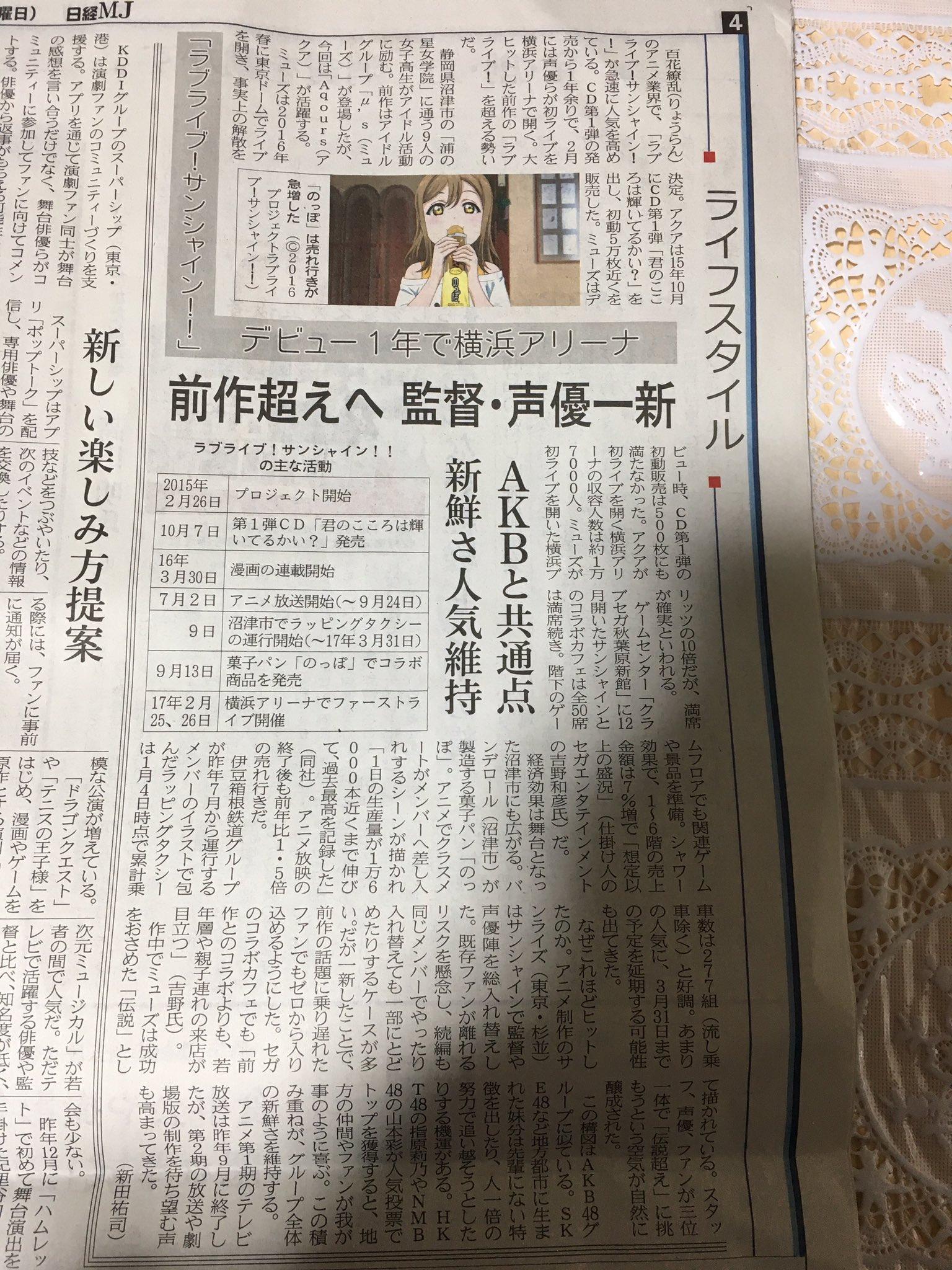 日経サンシャイン2