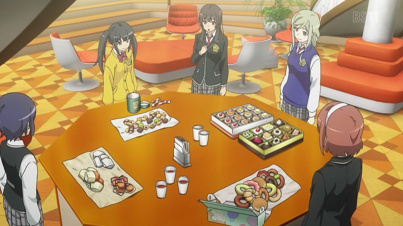スクストアニメ#2 パーティー6