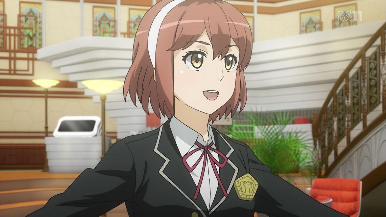 スクストアニメ#2 ムキムキ35
