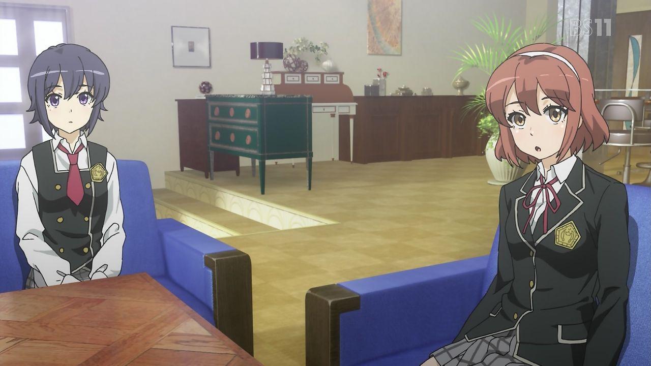 スクストアニメ#2 ムキムキ3