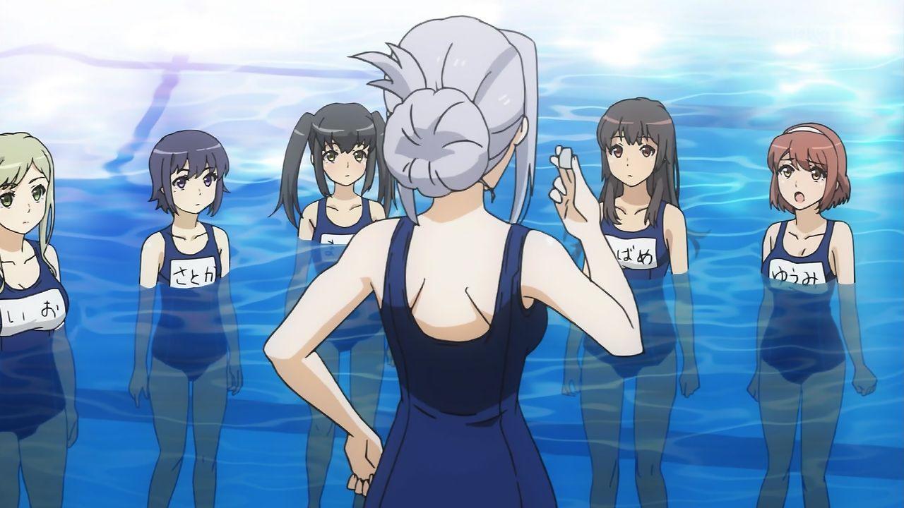 スクストアニメ#2 水着
