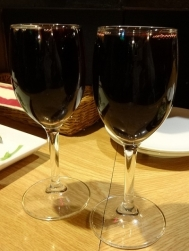 赤ワイン  500円、600円