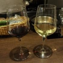 ちょい飲みセット 赤ワインと白ワイン