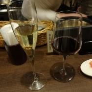 ちょい飲みセット シェリーと赤ワイン
