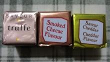チーズの種類が書かれています