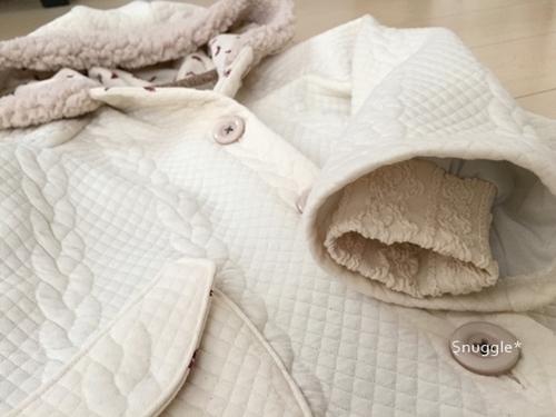 縄編みキルト6