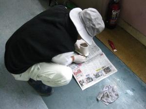 平成28年11月 掃除に学ぶ会・月例会③