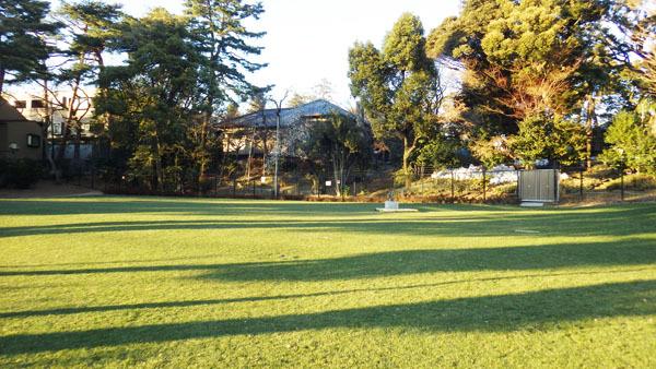 荻外荘公園