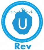 潜在意識、阿頼耶識男子「Rev」のロゴです!