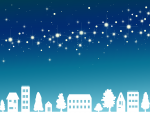 夜空の星が、潜在意識、阿頼耶識を通して願いを叶えてくれます。