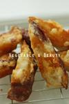 干し芋の天ぷら