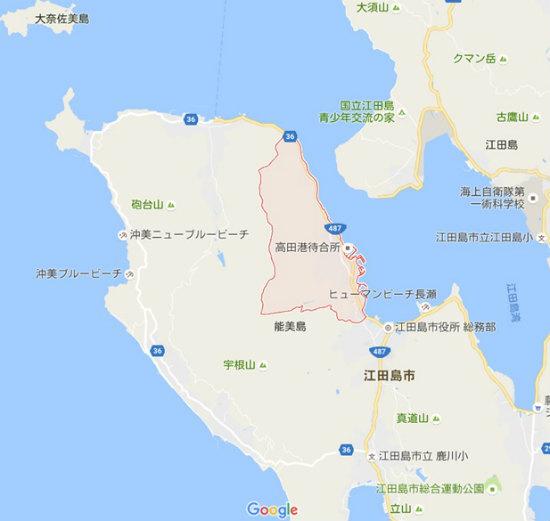 高田グーグル地図D