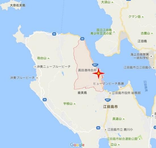 高田グーグル地図D 元高田小学校