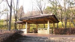 鏡山公園でアコーディオン20170103-5
