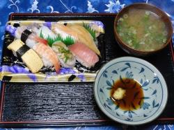 にぎり寿司20170123晩