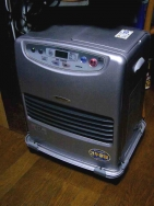 石油温風ストーブ2004年製