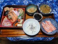 おせち料理20170101-1