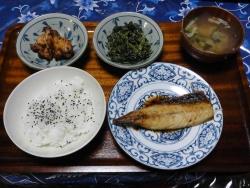 夕食20170201