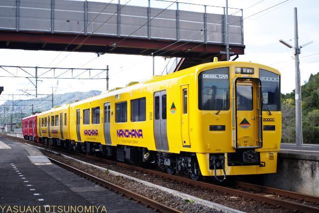 キハ200-501+1501+キハ220-210