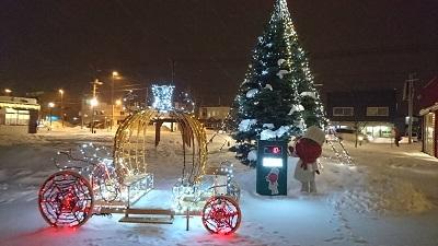 富良野マルシェ冬