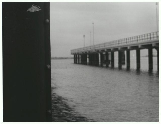 Pier #2 - Silver Print
