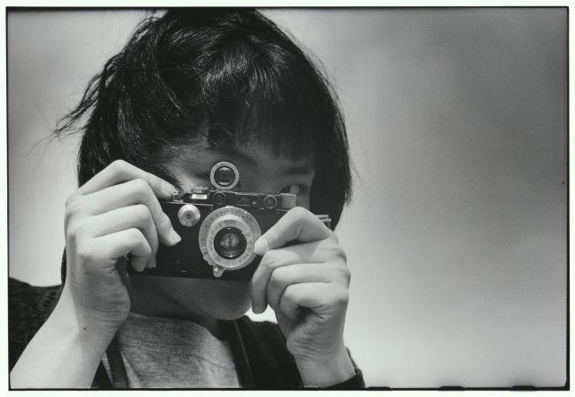 女子カメ / Camera Girl #58 - Silver Print