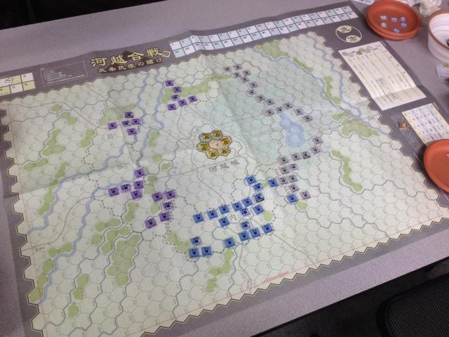 河越合戦1