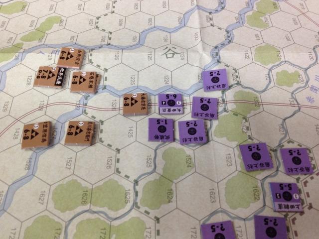 河越合戦2