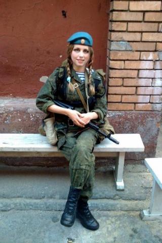 ユリア・カラモバ。