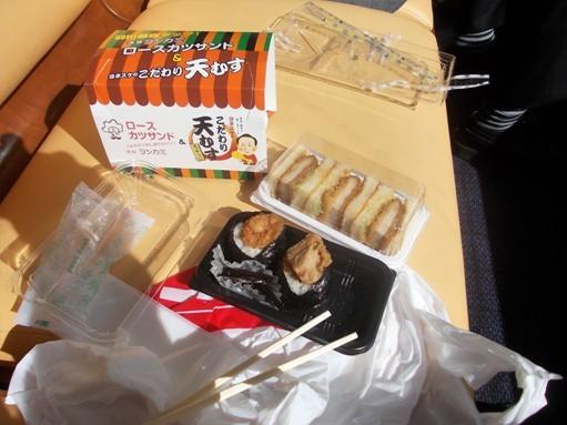 20170202_羽田で軽食