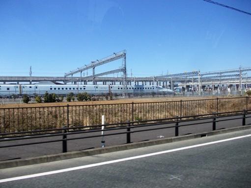 20170203_九州新幹線熊本総合車両所付近