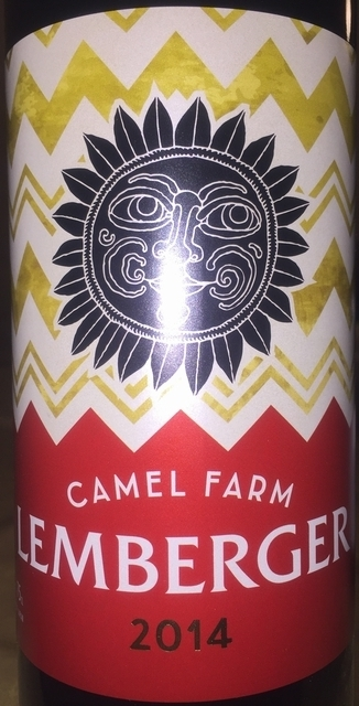Camel Farm Lemberger 2014 part1