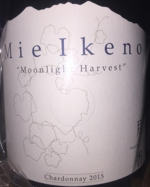 Domaine Mie Ikeno Chardonnay Moonlight Harvest 2015