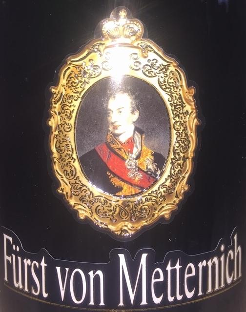 Furst von Metternich Sekt Riesling Trocken