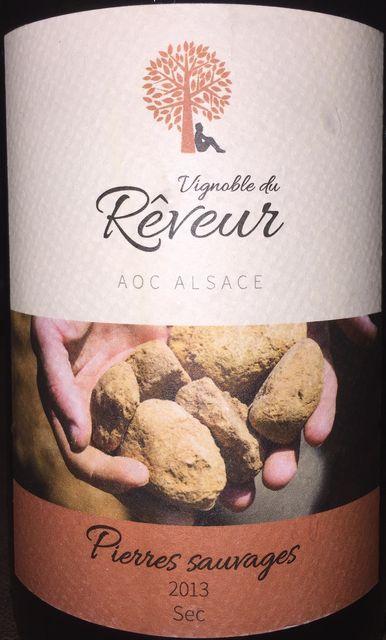 Vignoble du Reveur Pierres Sauvages 2013