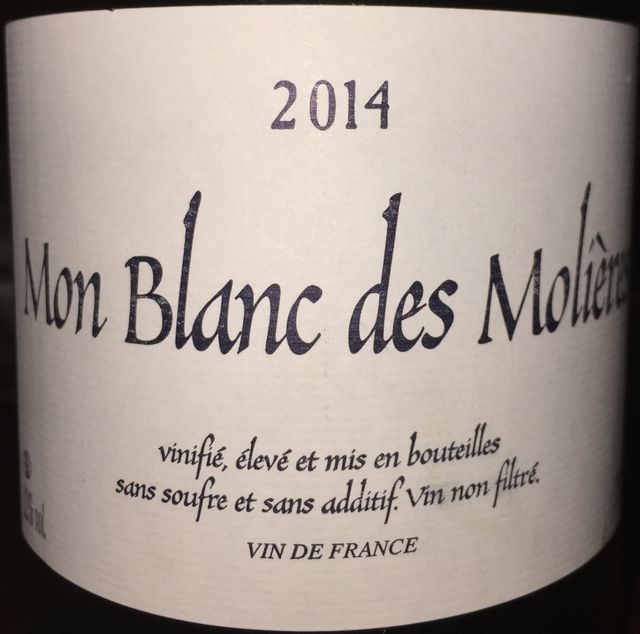 Mon Blanc des Moliere 2014