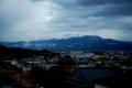 雪の龍門山