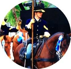 ⑦騎馬隊IMG_9953