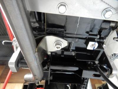 HRC GROMカップ用マフラー (3)