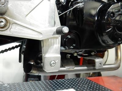 HRC GROMカップ用マフラー (4)