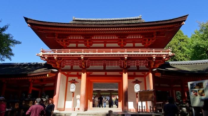 奈良観光 (3)