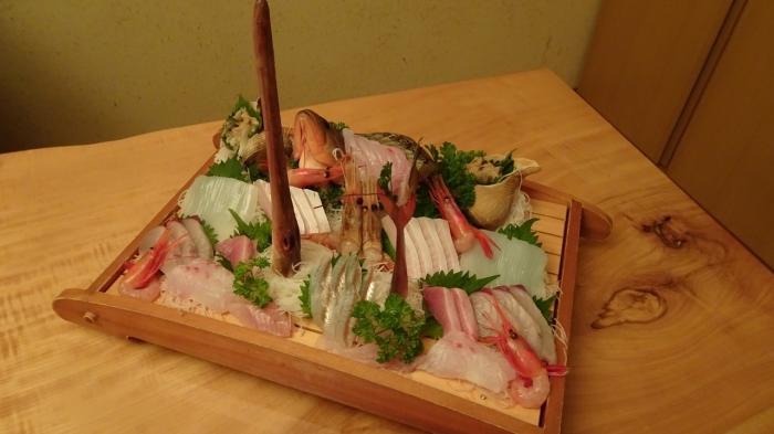 うおたけ食事 (3)
