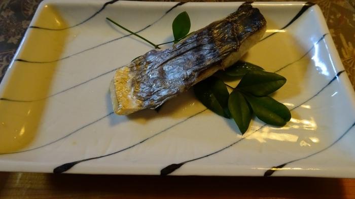 大見山荘食事 (3)