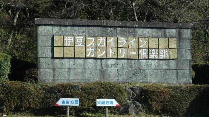 伊豆スカイライン (1)