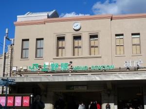 069上野駅に
