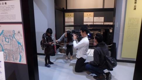 広島城・銘切り実演 004