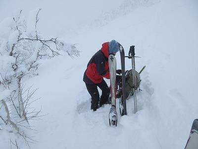 藻琴山冬2