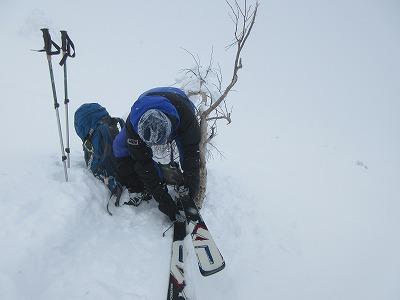 藻琴山冬3