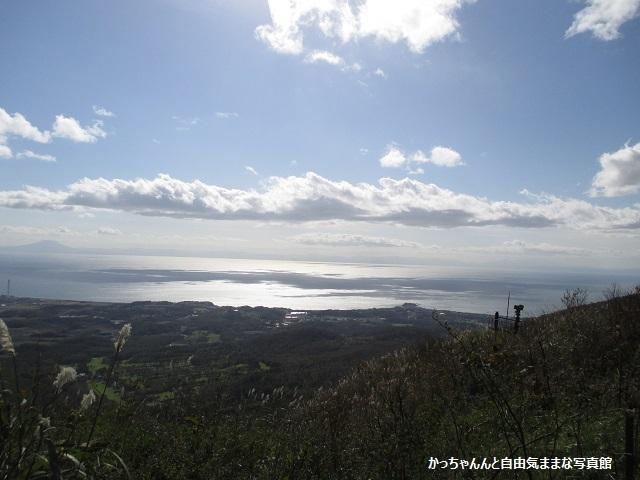 有珠山からの撮影 (2)